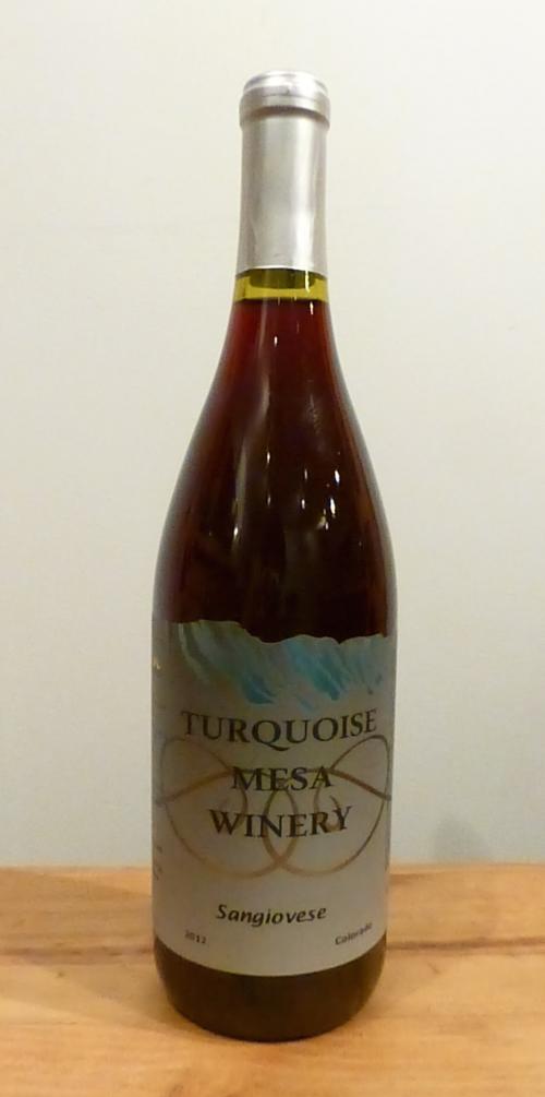 Sangiovese wine