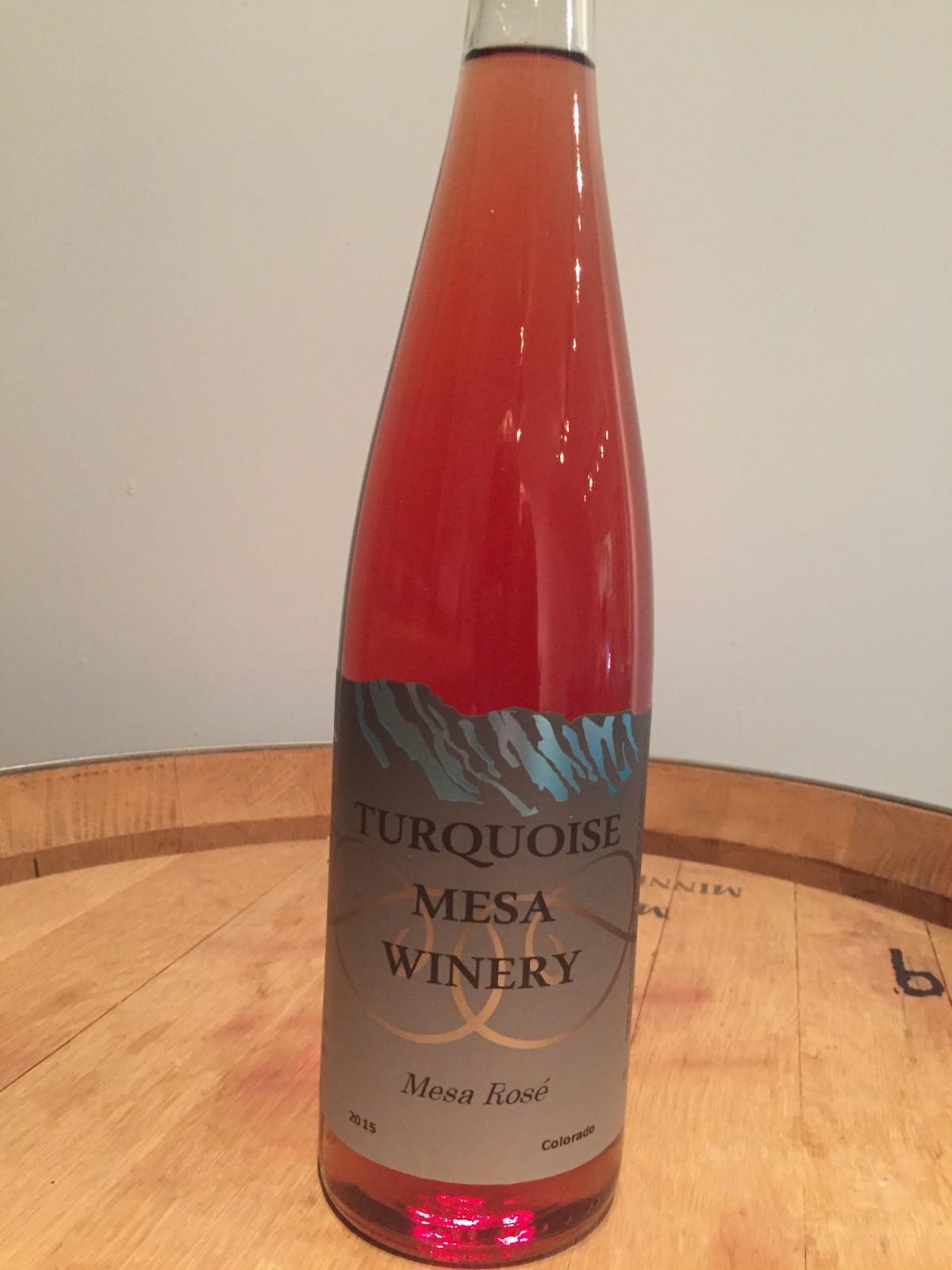 2015 Mesa Rose'