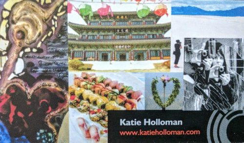 Katie Holloman card