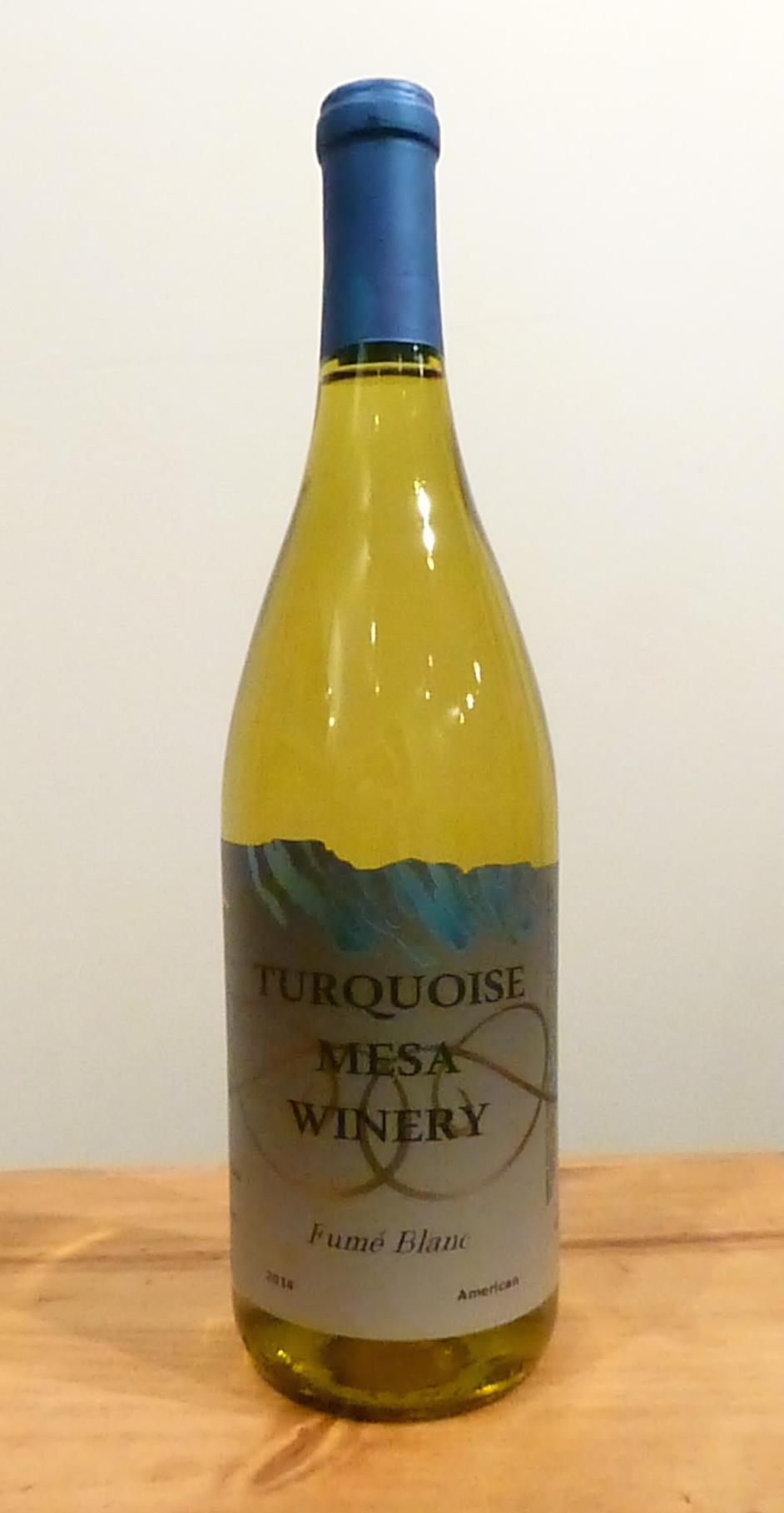 Fume' Blanc white wine